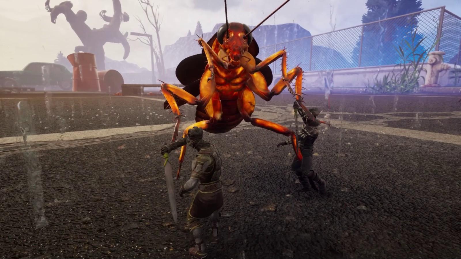 E3 2021:《缩小世界》预告 探索奇特世界求生存
