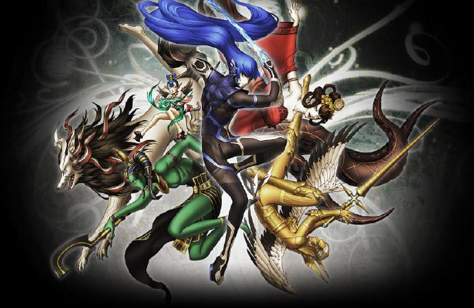 《真女神转生5》新影像、视觉图公布 11月11日上市