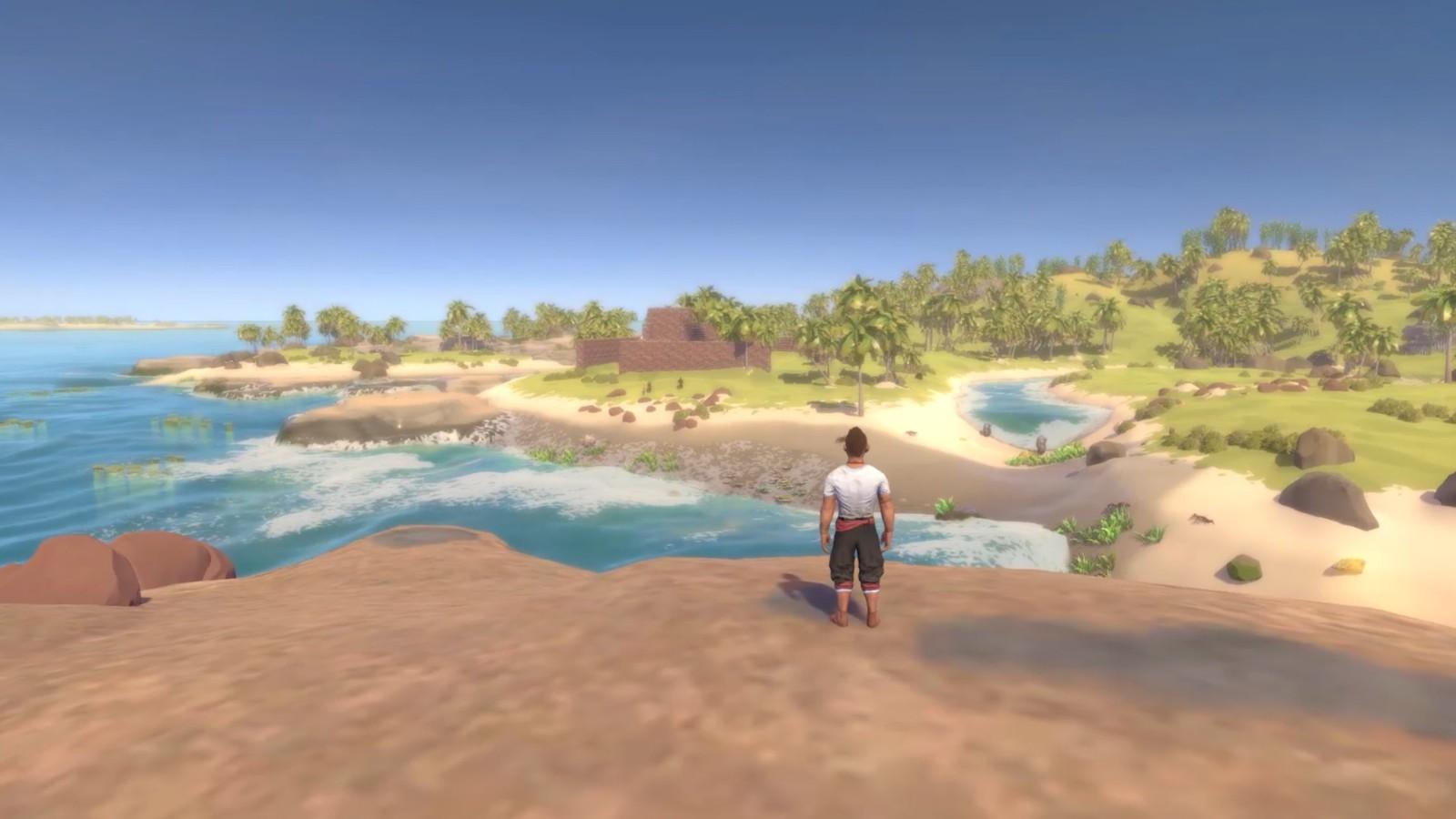 海洋探索生存游戏《Breakwaters》发布最新实机演示