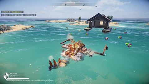 Steam新品节今日开启!海洋建造沙盒游戏《沉浮》强势亮相