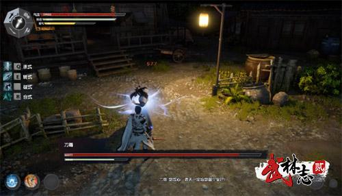 国产独立武侠《武林志2》Steam新品节今日免费体验
