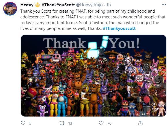 《玩具熊五夜后宫》主创被LGBTQ群体抵制后自退 玩家纷纷表示可惜