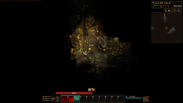 地底生存回合制游戏《地下设施2》Steam商店页面上线