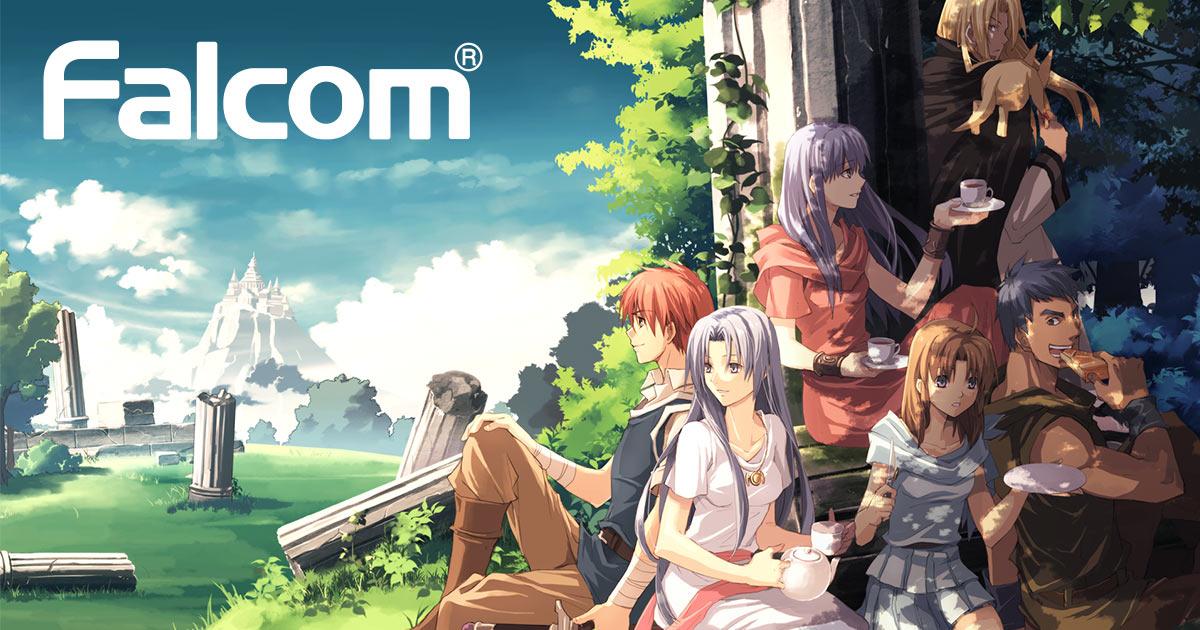 GOG商店日本Falcom公司游戏打折 伊苏、轨迹系列折扣低至2折
