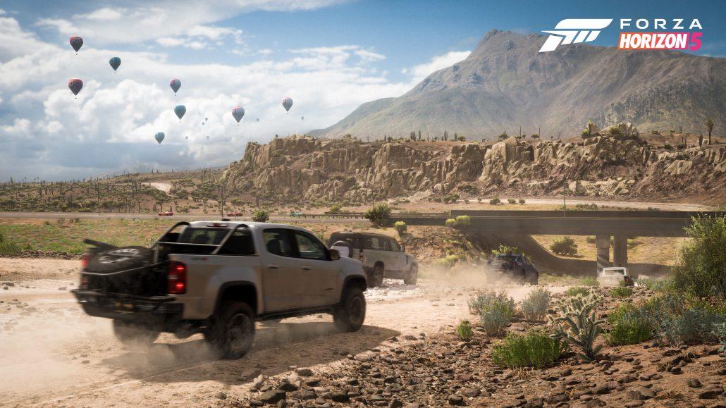 《极限竞速:地平线5》开发者解释为何登陆Xbox One和设定在墨西哥