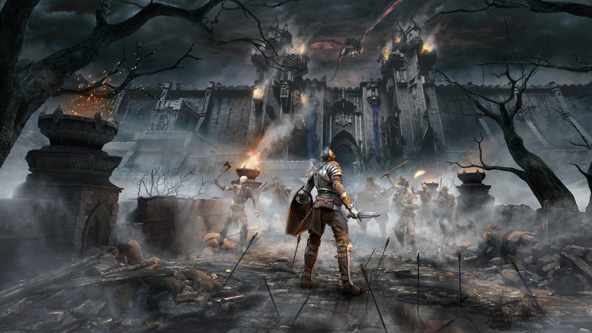 《恶魔之魂:重制版》可能会登陆PS4平台