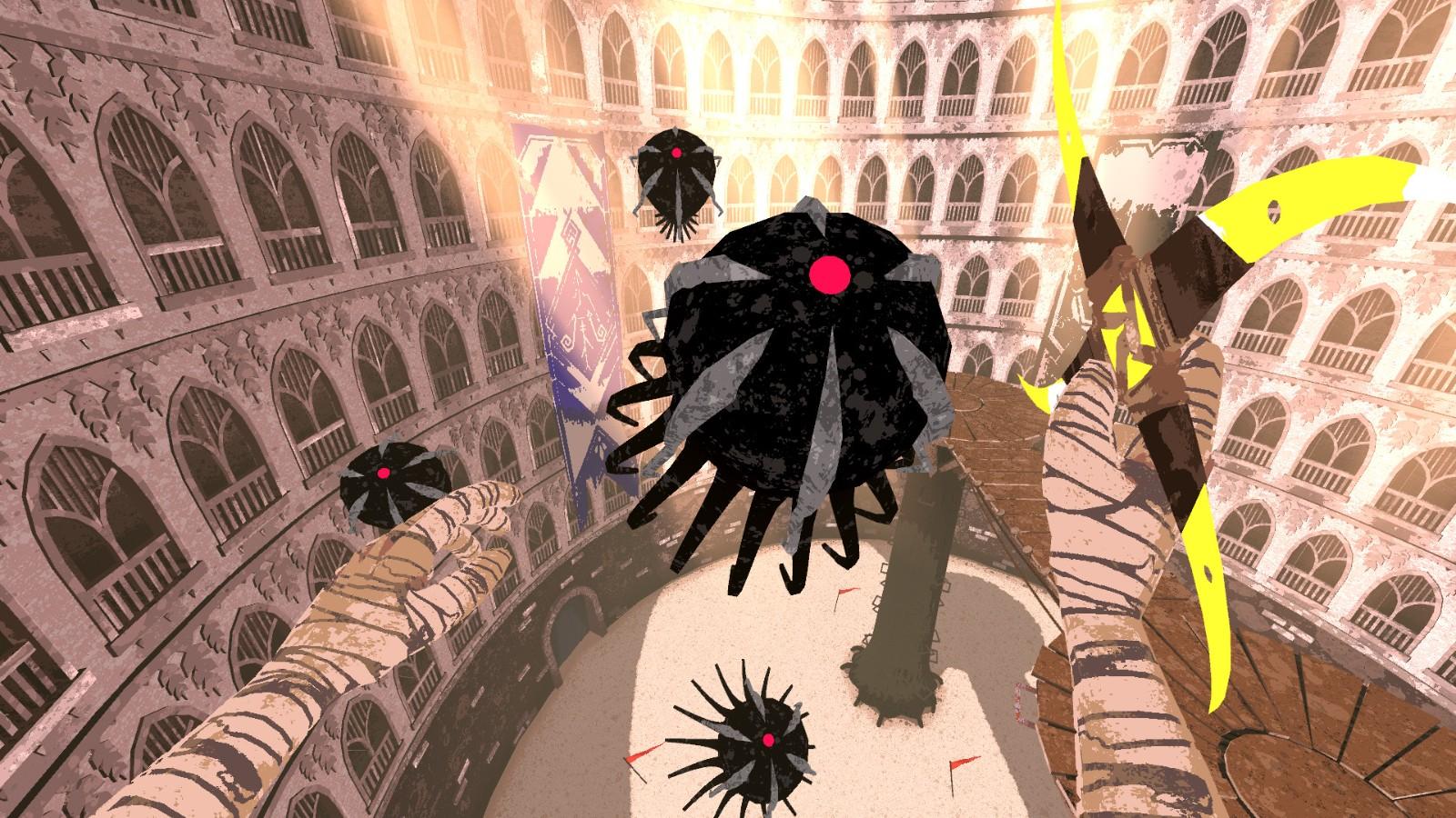 子弹时间酷跑《回旋镖X》7月8日发售 试玩版已上