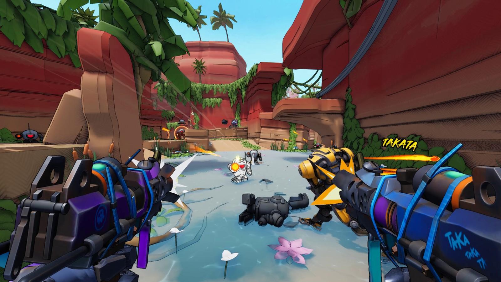《机械守护者》将登陆Xbox主机 发售首日加入XGP