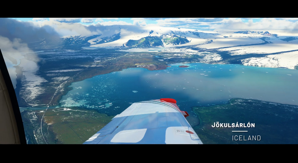 《微软飞行模拟2020》北欧世界更新今日上线