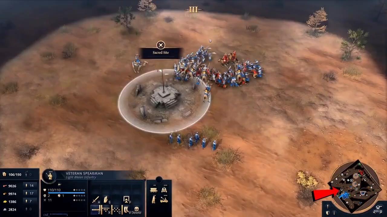 《帝国时代4》新视频 神圣罗马和俄罗斯文明加入