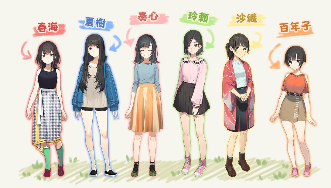 日本一公开ADV新作《这里,来自母星》首段宣传影像