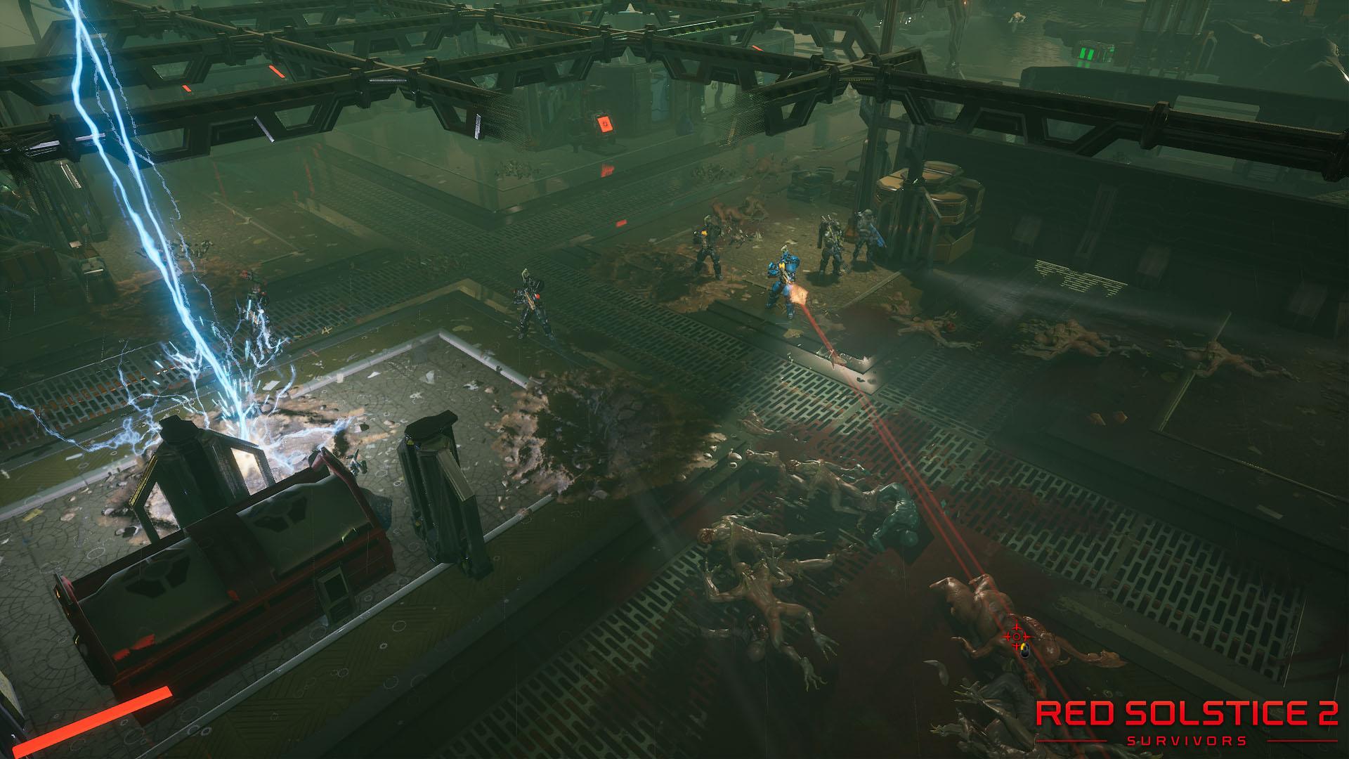 《红至日2:幸存者》现已上线Steam平台