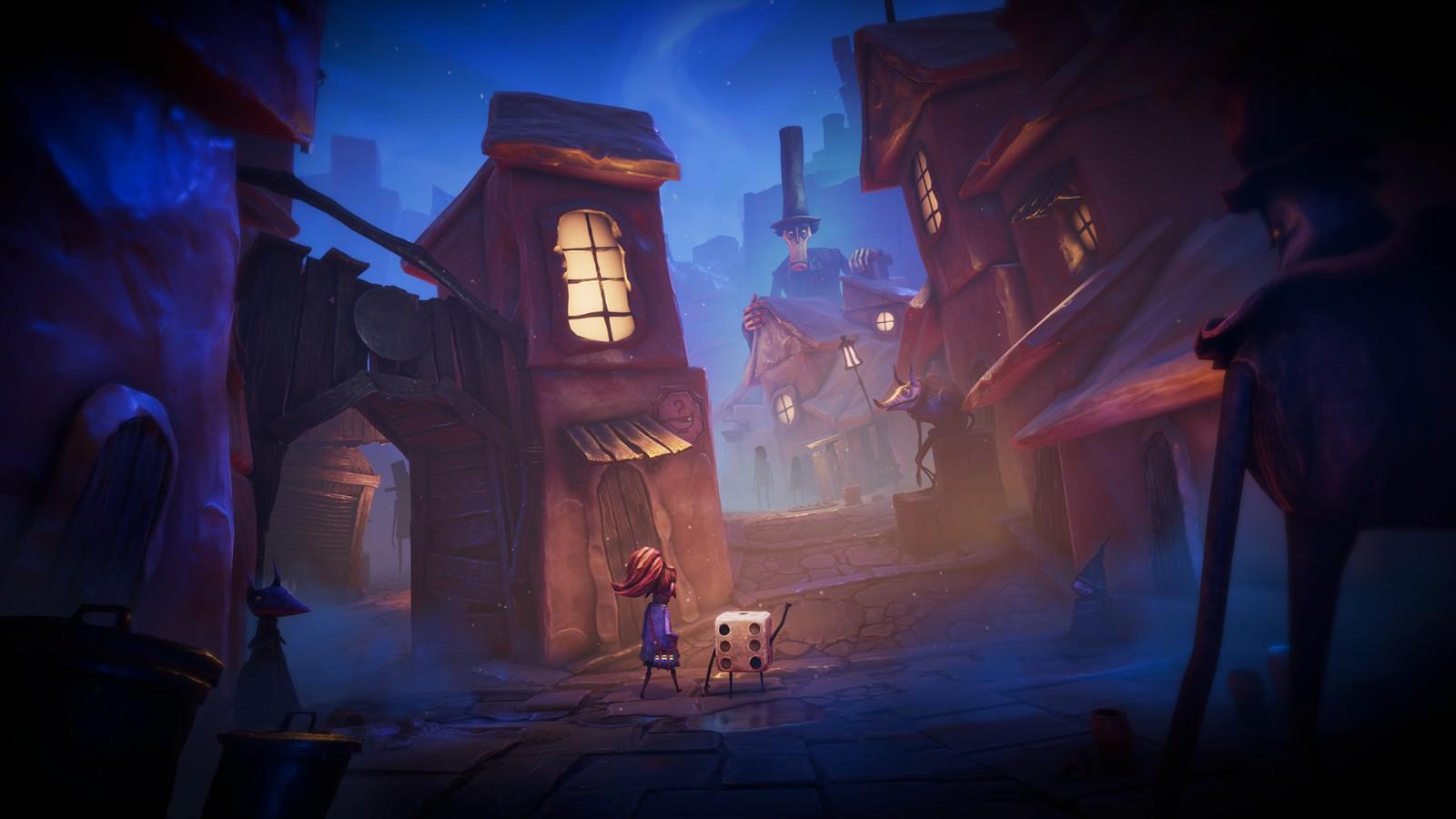 《任意迷途》故事预告片发布 哥特童话风动作冒险