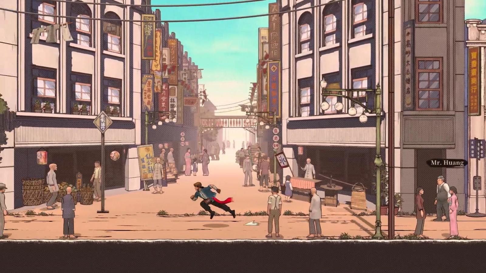 抗日奇侠游戏《廖添丁》试玩Demo上线 体验第一章