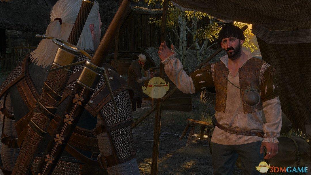 《巫师3:狂猎》快速跳过对话框MOD