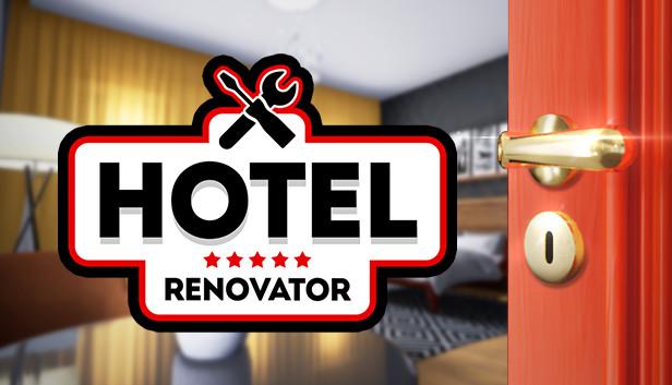 酒店装修模拟器《酒店翻新大师》推出免费试玩Demo