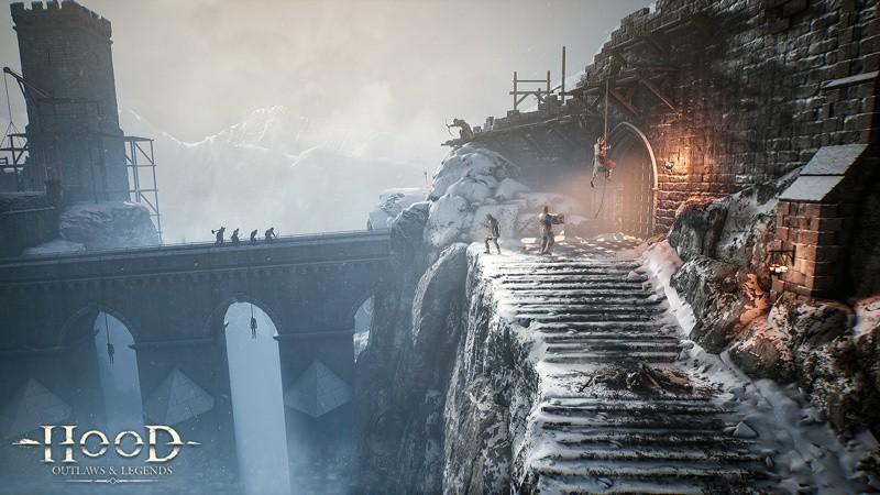 《绿林侠盗:亡命之徒与传奇》免费地图大山发布