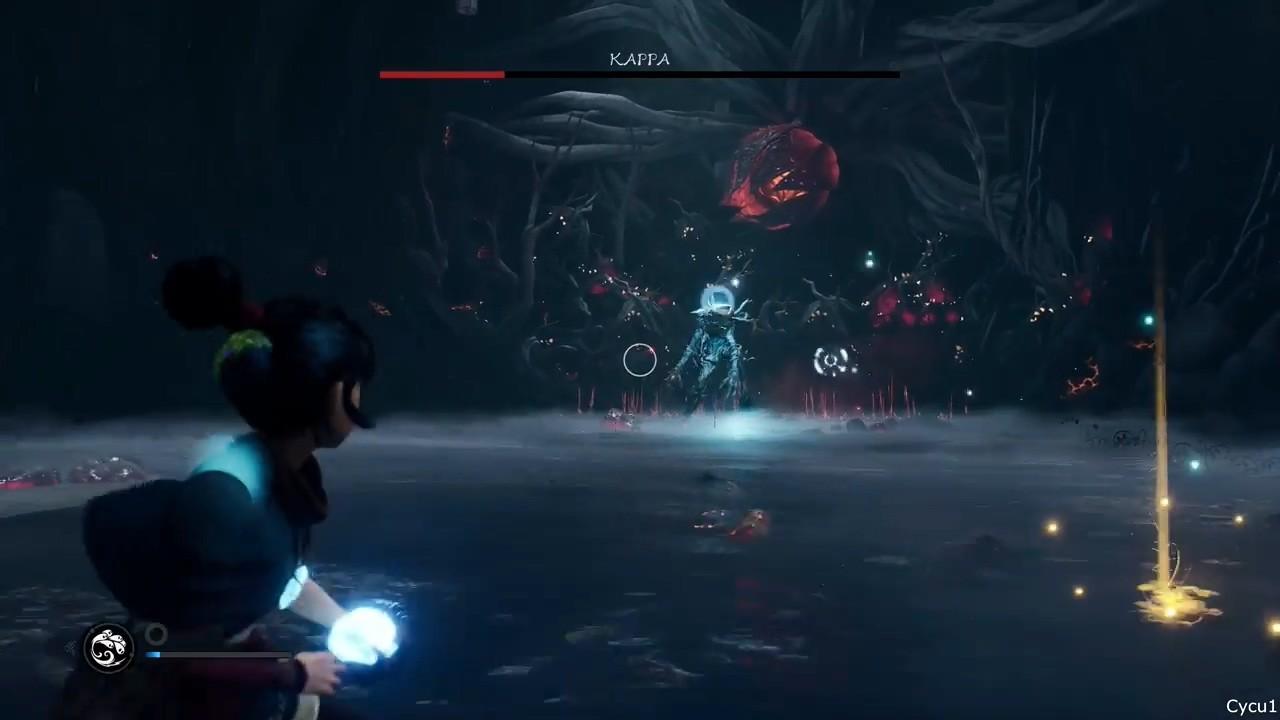 《凯娜:精神之桥》PC版两段演示 展示探索和战斗