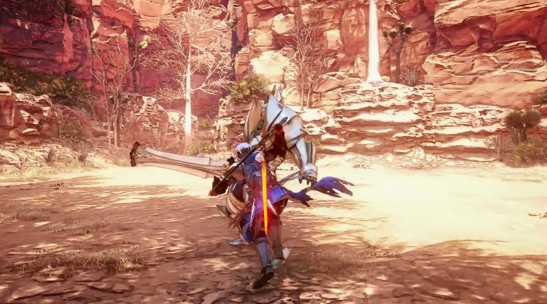 《破晓传说》阿尔芬角色预告公布 男主剑技华丽!