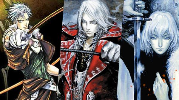 《恶魔城高级收藏版》通过澳洲评级 或包含GBA三部作品
