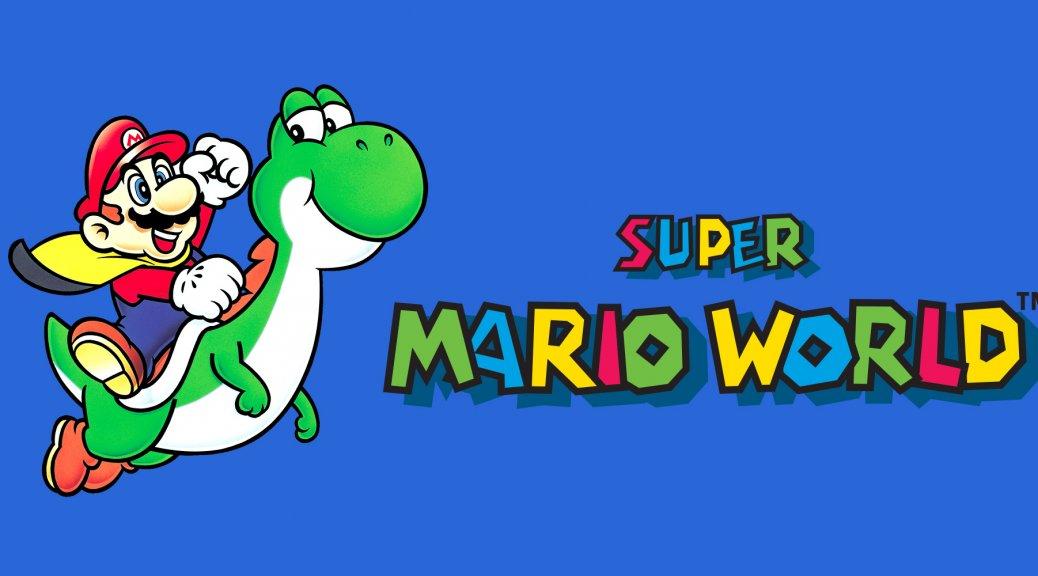 SFC经典回归 玩家自制《超级马里奥世界》宽屏项目