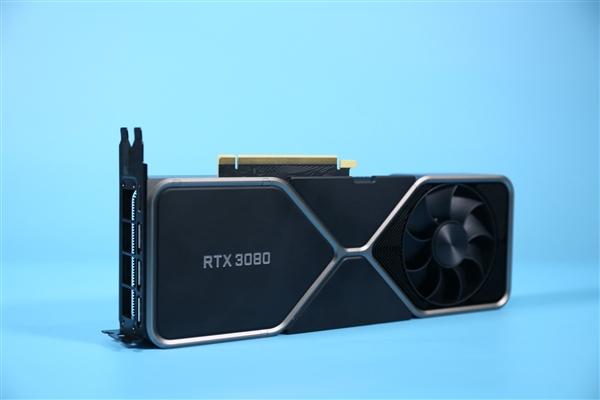 5499元的RTX 3080爆炒到1.8万 现在卖不动了