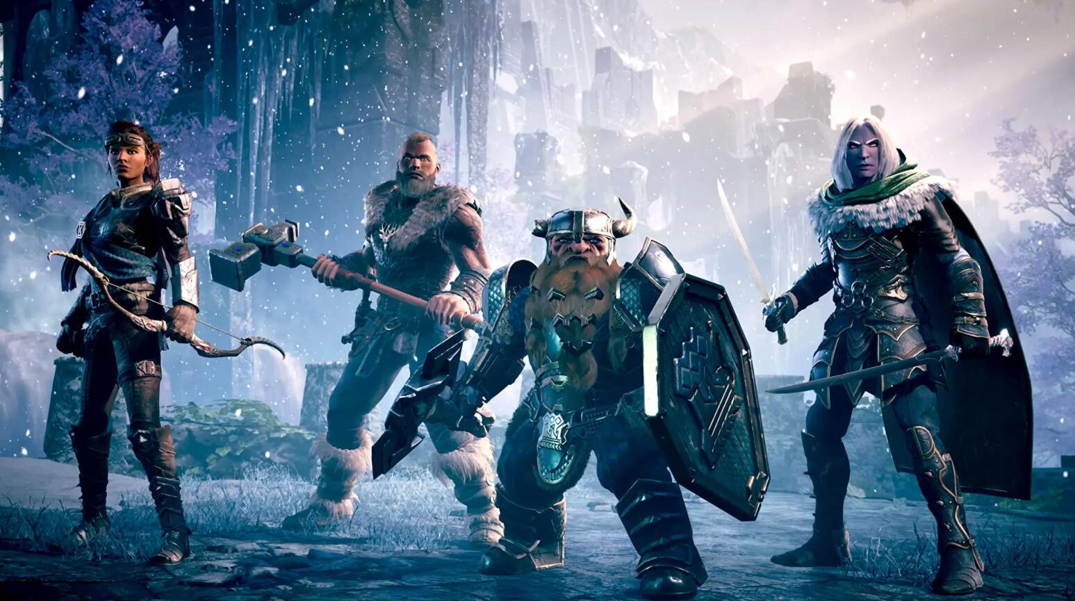 《龙与地下城:黑暗联盟》首日补丁容量高达15G