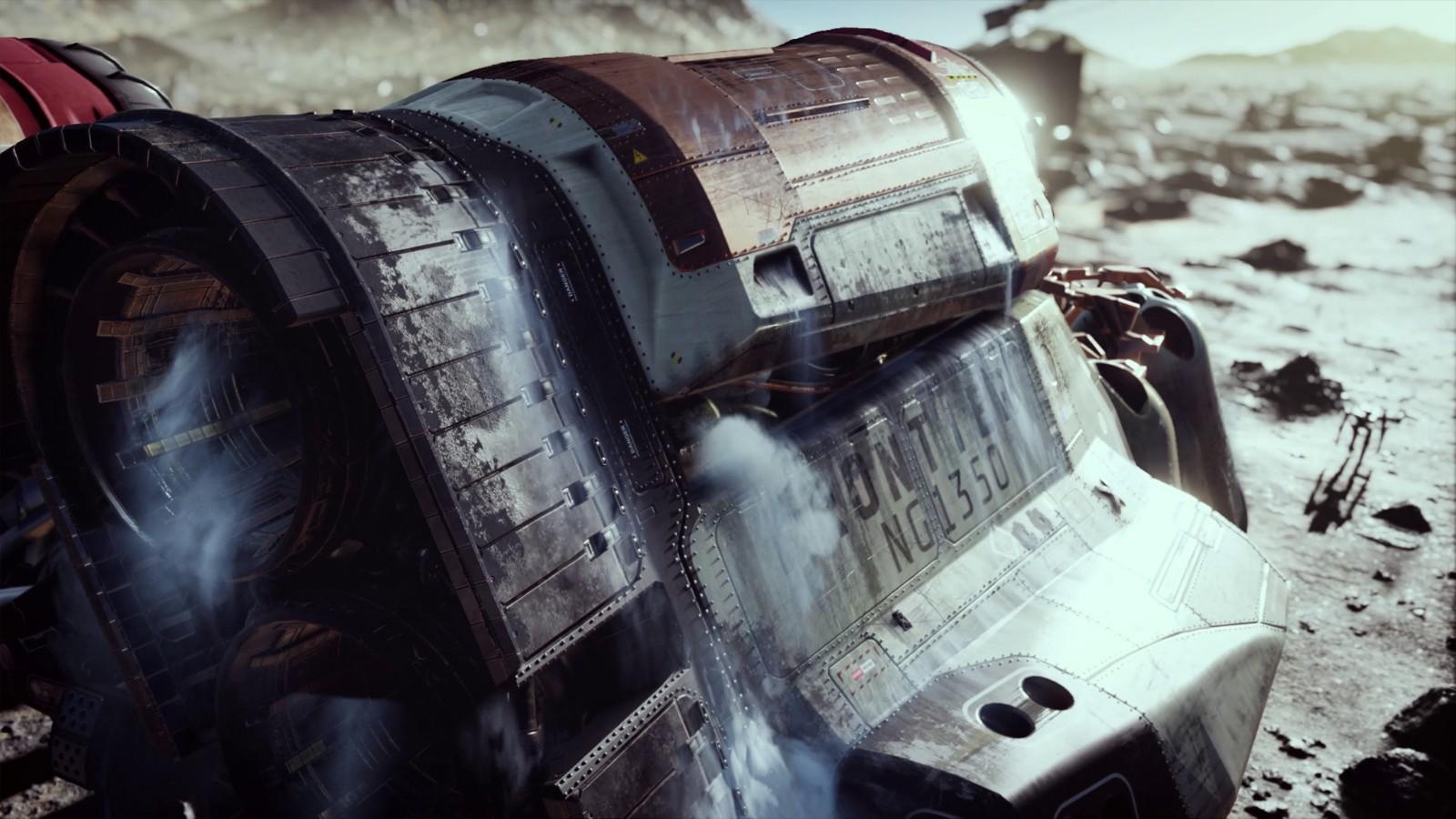 《星空》预告全为实机画面 未用任何电影相机工具