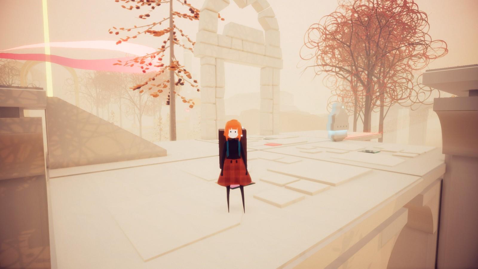 一人开发!艺术冒险解谜游戏《鸟居》上架Steam