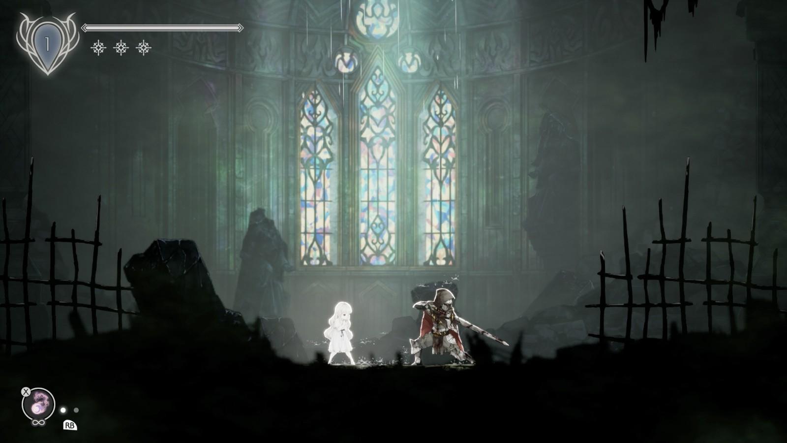 《终焉之莉莉:骑士寂夜》新预告 正式版明日发售