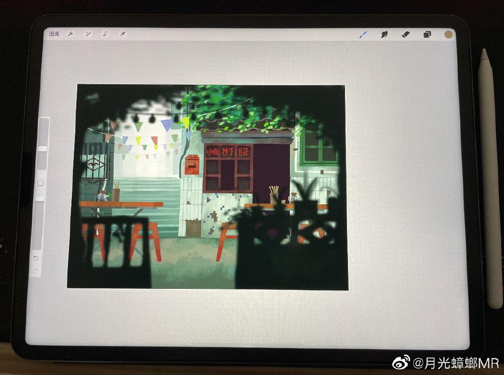 国产惊悚游戏《三伏》新动图 故事或发生在重庆