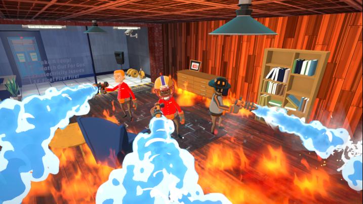 《灭火先锋》将于9月24日开展共享消防服务,救火救人CallÜber!