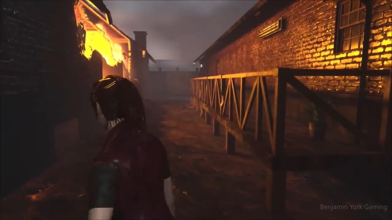 粉丝自制《生化:维罗妮卡》试玩版下载发布 可第三人称视角