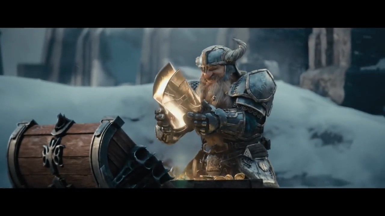 《龙与地下城:黑暗联盟》上市CG 忠实还原野蛮人