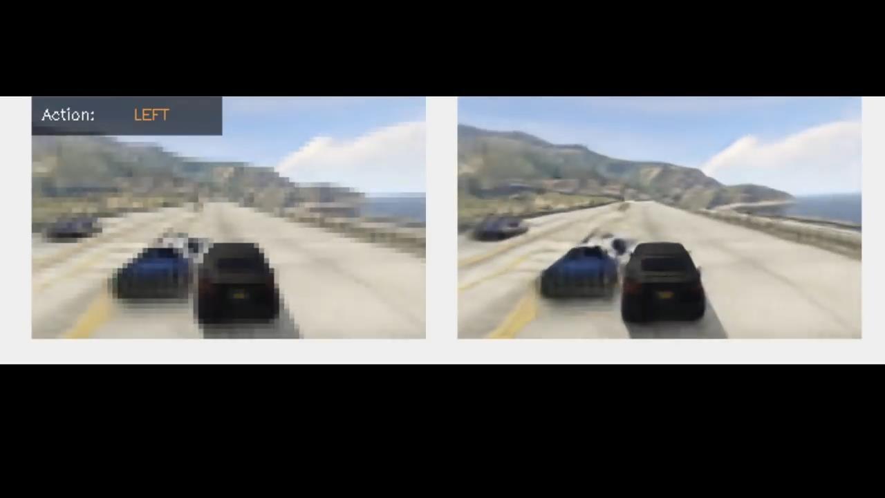 玩家用AI神经网络生成《侠盗猎车5》 实在有意思