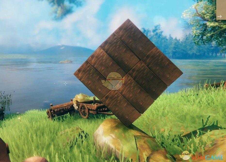 《Valheim:英灵神殿》高级建筑旋转MOD