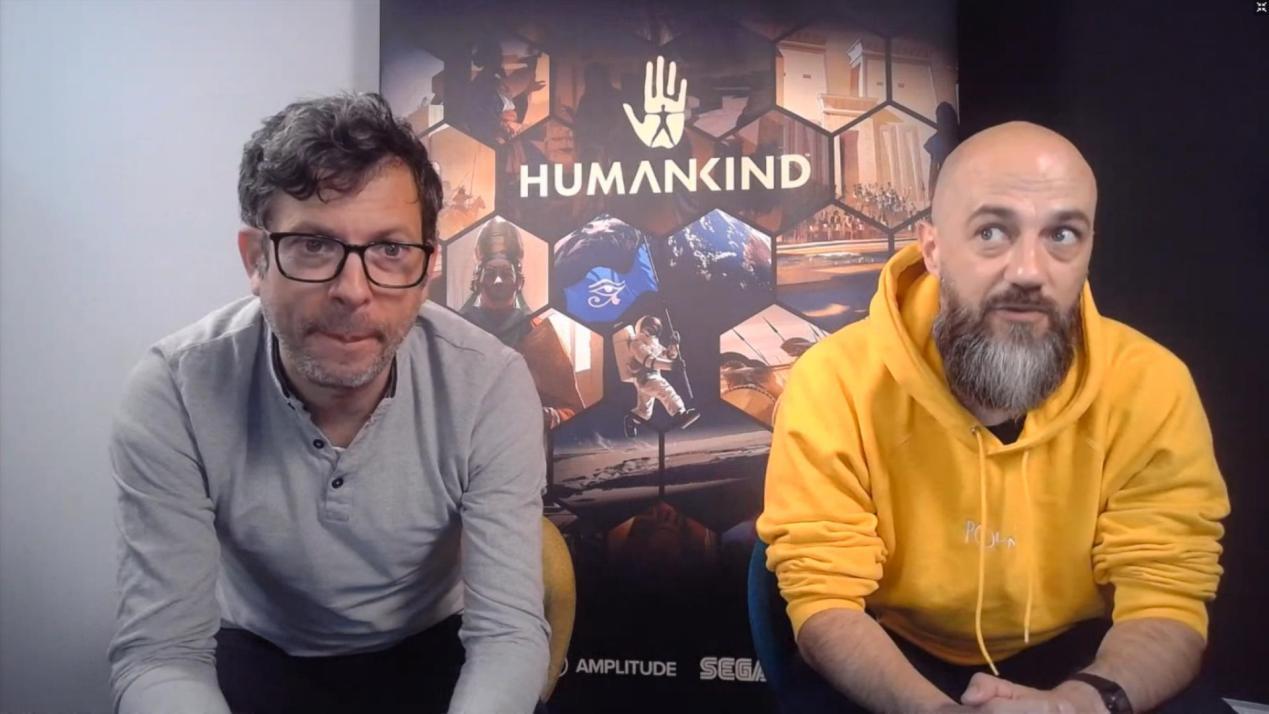 专访《Humankind》制作组:一份特别的4X策略体验