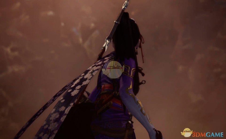 《怪物猎人:世界》铁拳7女忍州光外观MOD
