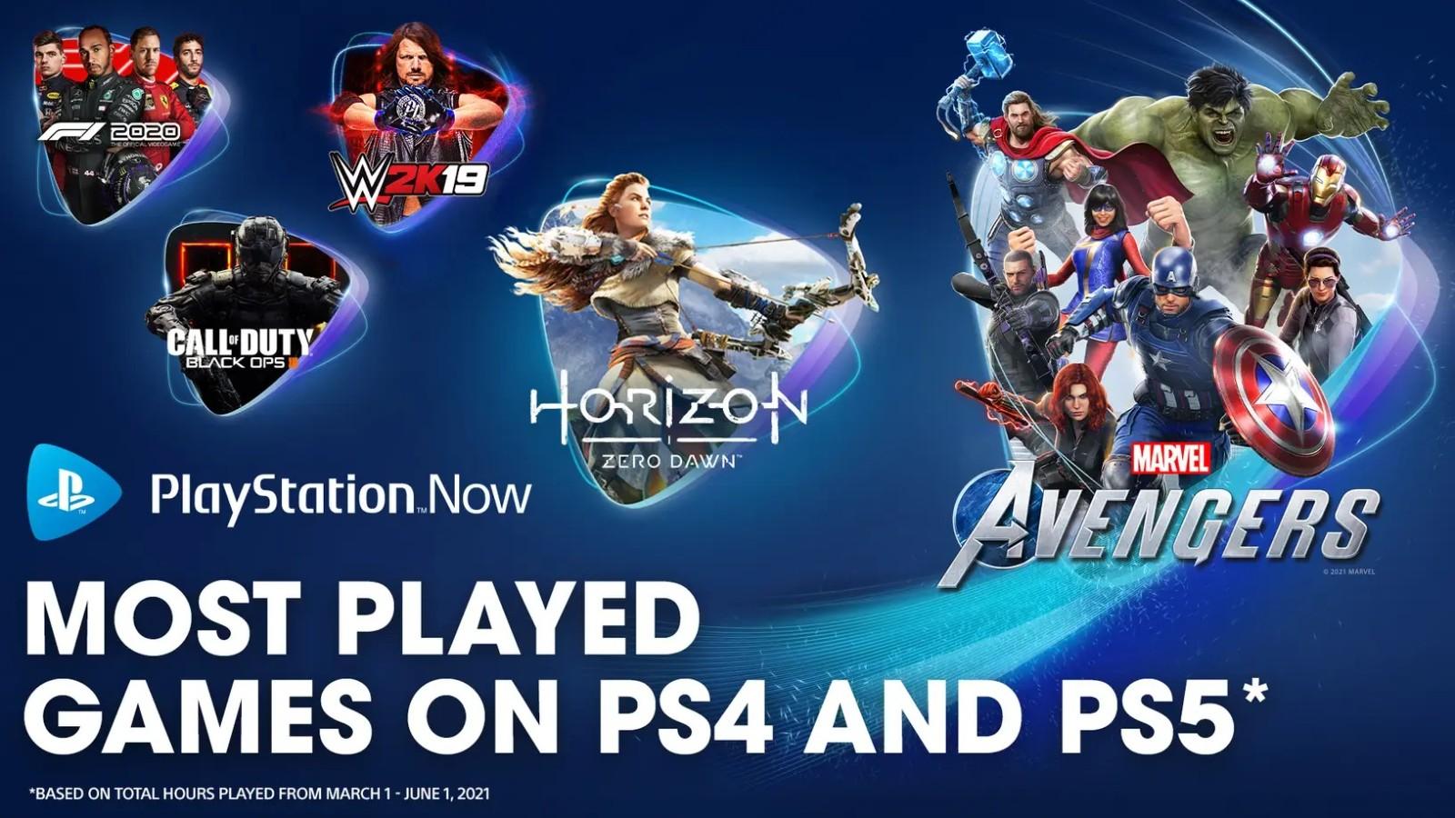 PSNow服务春季最受欢迎游戏 《血源》《复联》居首
