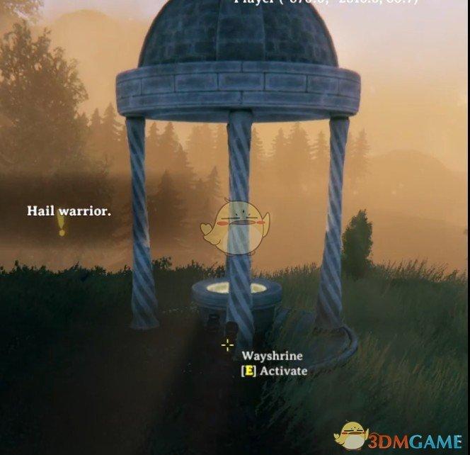《Valheim:英灵神殿》回归神殿MOD