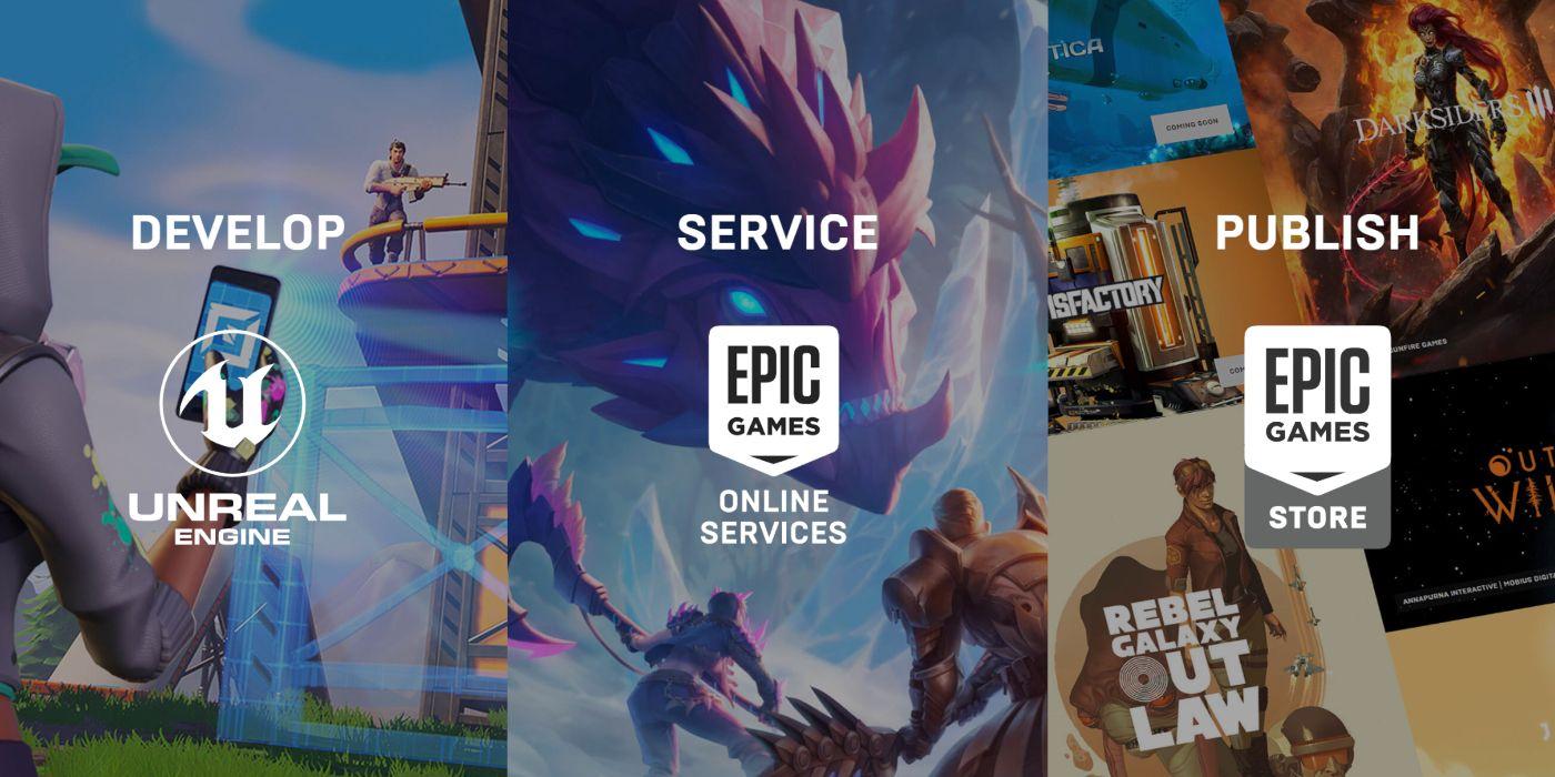 Epic用户超5亿  为开发者提供免费的反作弊和语音技术支持