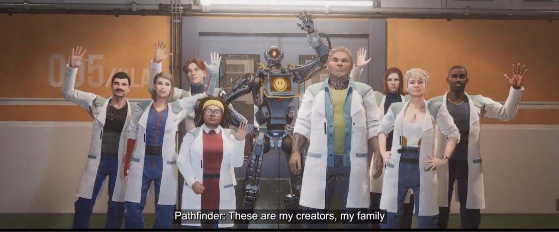 《Apex英雄》最新剧情动画 探路者身世谜团明了