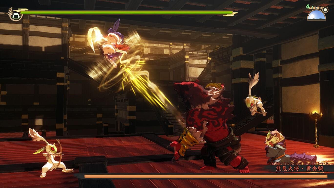 《天穗之咲稻姬》百万销量纪念 NS/PS4版七折促销