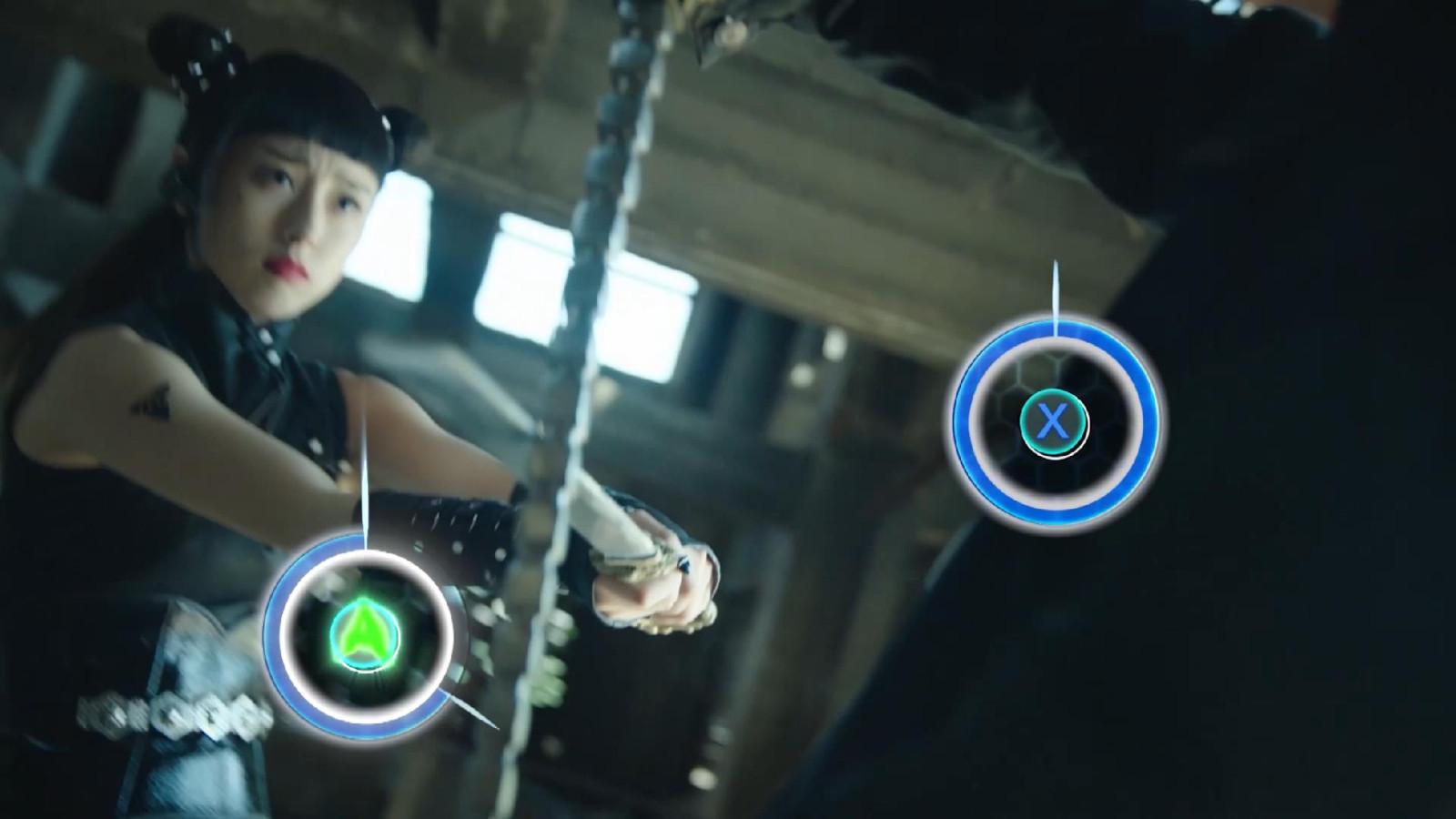 跨次元互动电影《觉醒危机》公布预告片