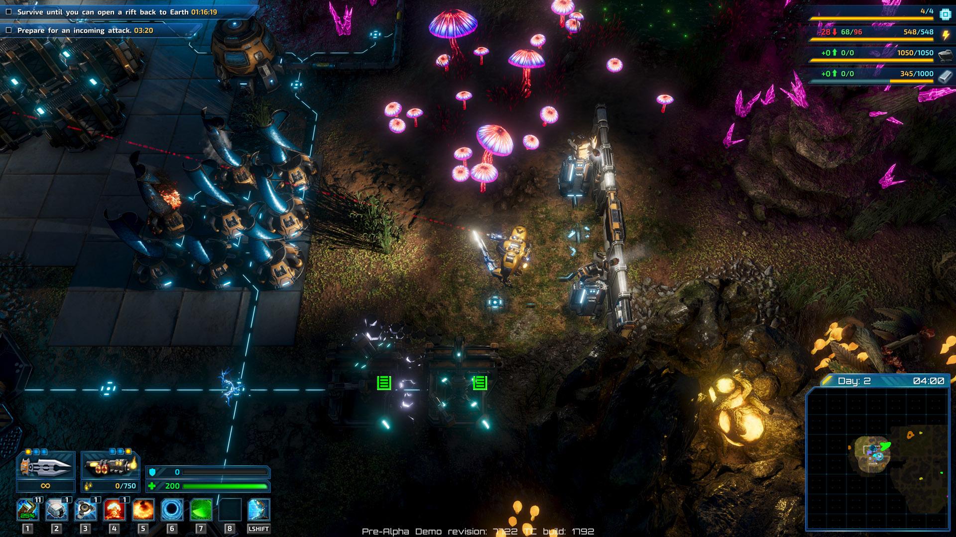 《银河破裂者》完整内容开发完毕 游戏进入Beta状态