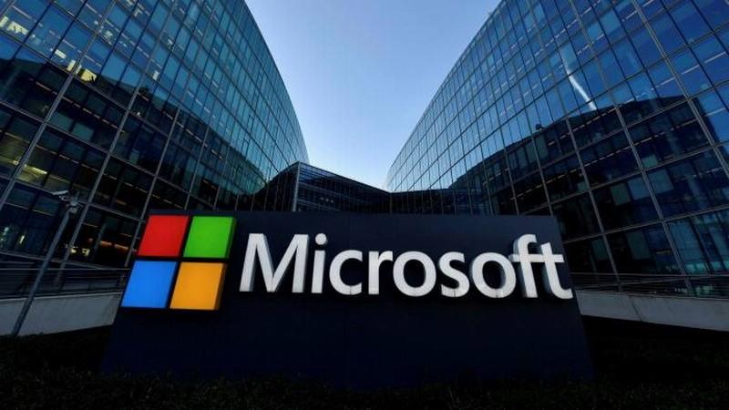 继苹果之后 微软市值首次突破2万亿美元大关