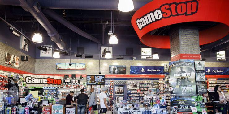 GameStop在做空大战中募集11亿美元 准备转战电子商务