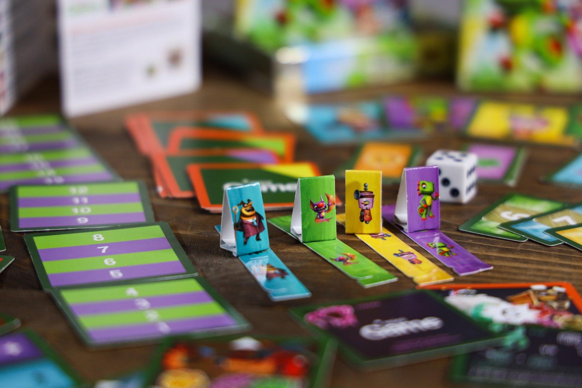 《尤卡莱莉大冒险》将推出衍生桌面游戏