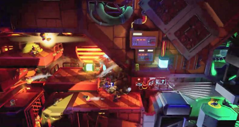 《百战天虫大混战》最新宣传片公布 将登陆Epic和多个主机平台
