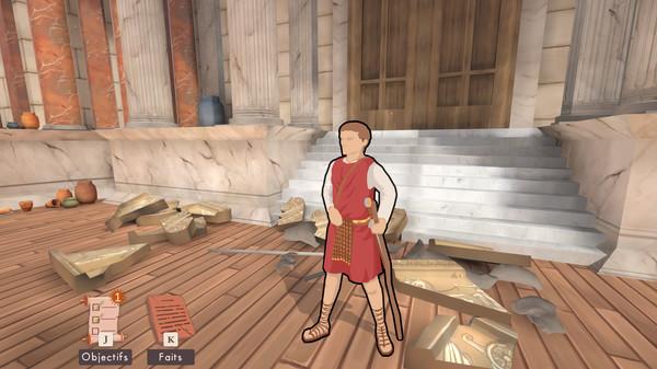 古罗马叙事探索游戏《Arausio》现已在Steam免费推出